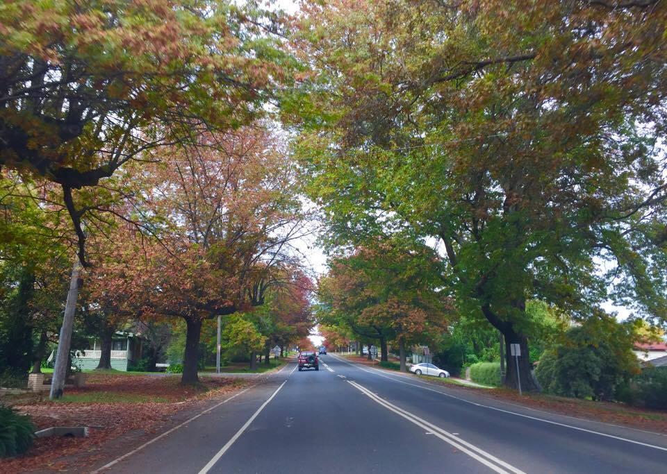 weekend getaways from Melbourne