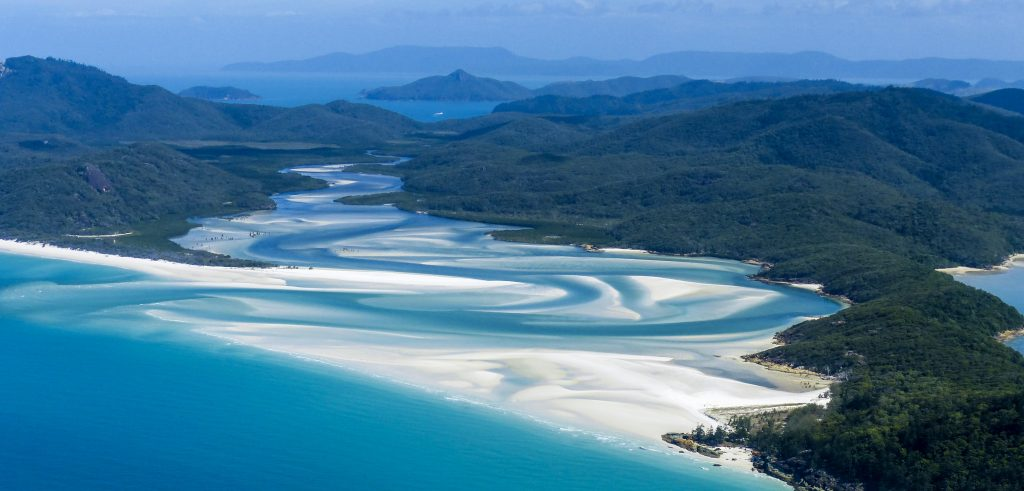 weekends in the whitsundays
