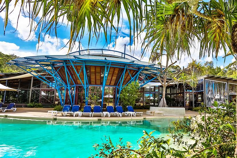 fraser island hotel