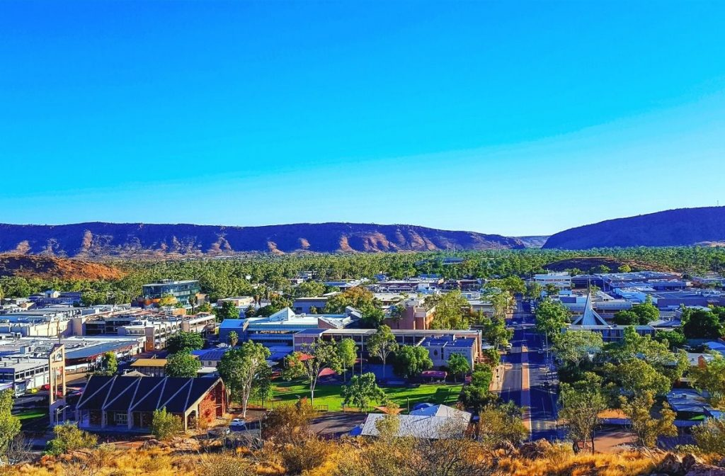 weekends in the red centre