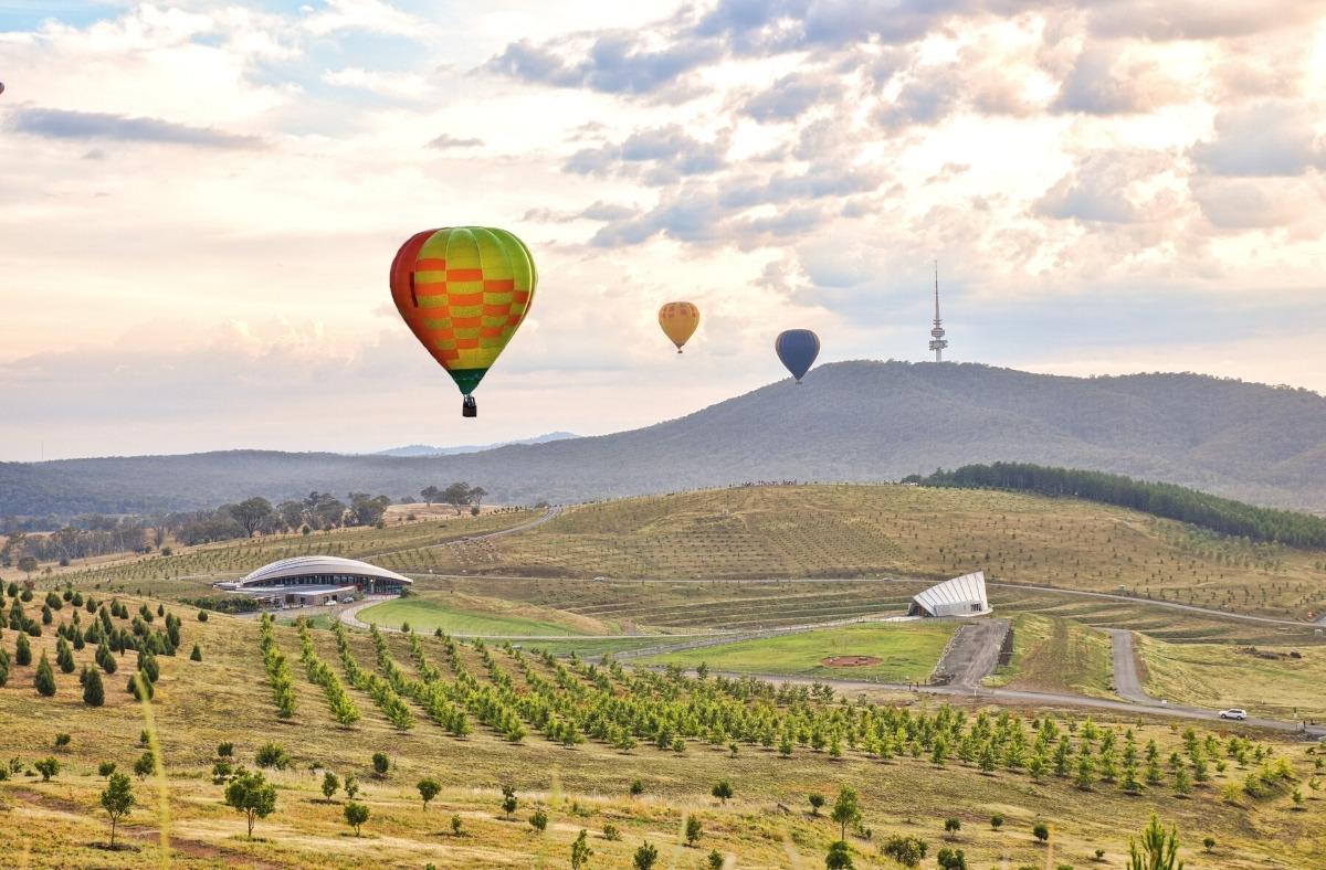 weekend getaways from Canberra