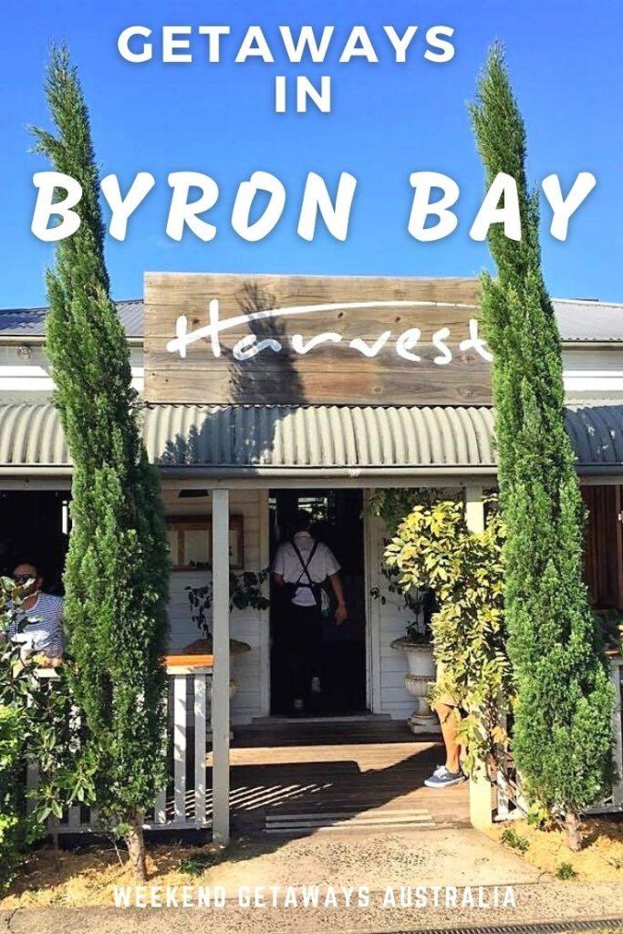 WEEKEND IN BYRON BAY