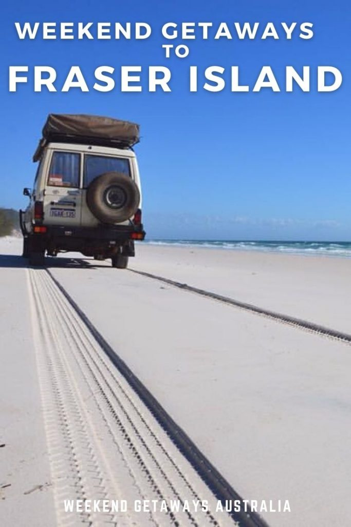 fraser island holidays