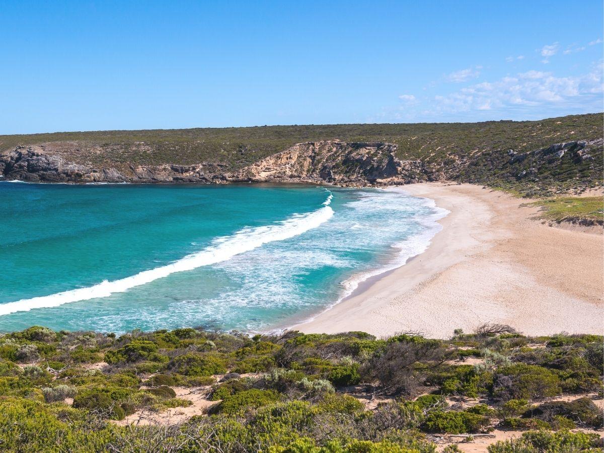 WEEKEND IN SOUTH AUSTRALIA