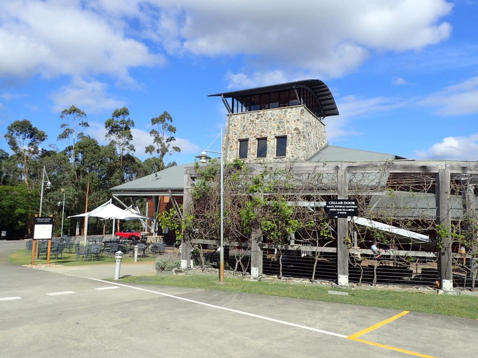 WINERIES NEAR BRISBANE