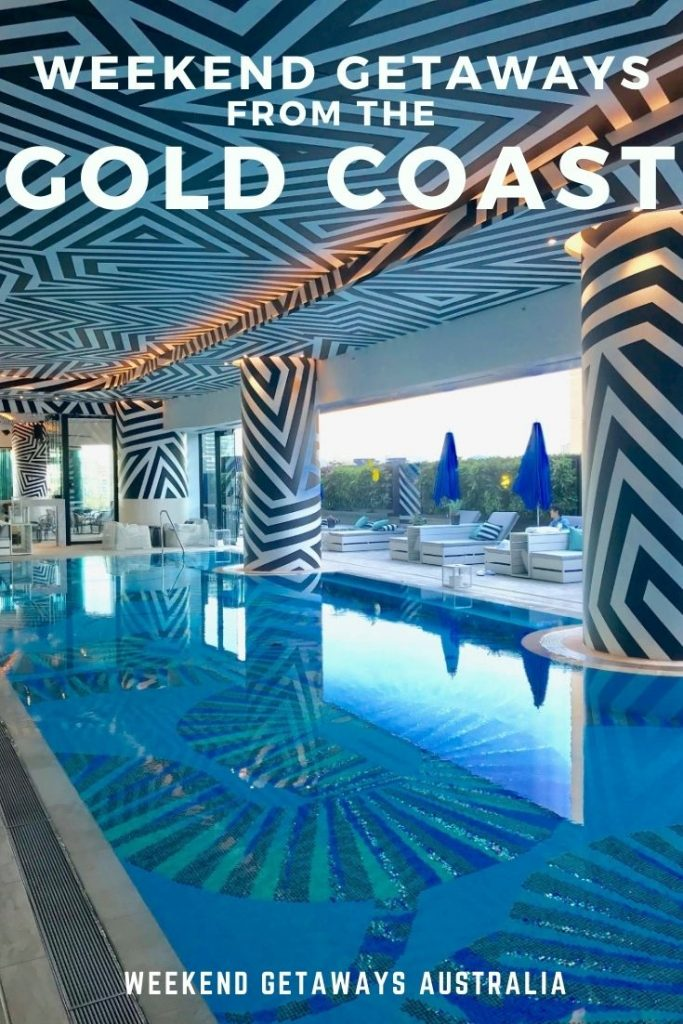 weekend escapes from gold coast