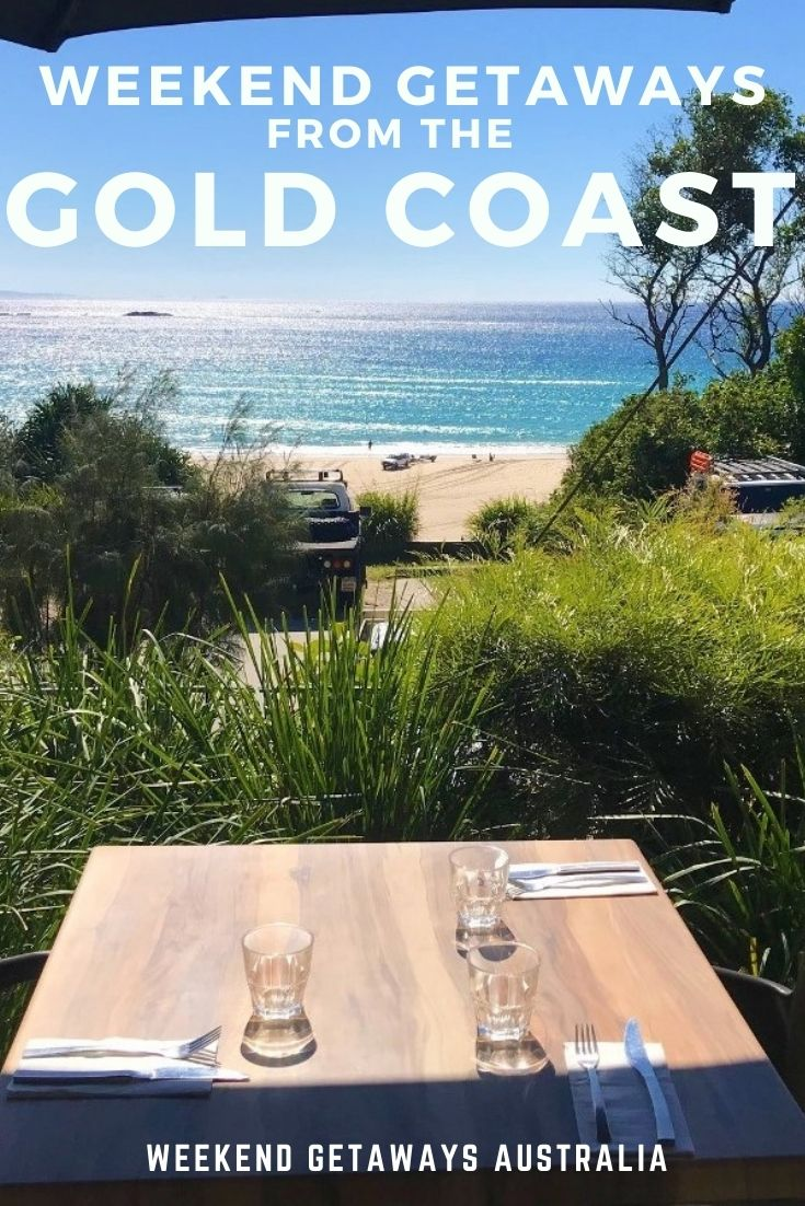 weekend getaways australia