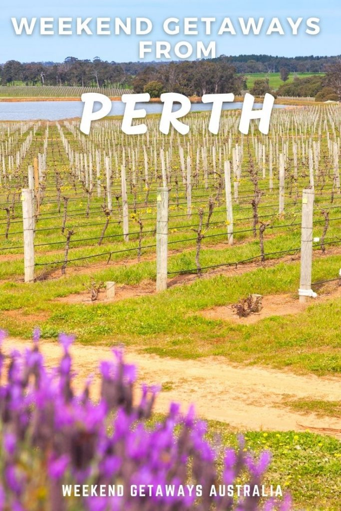 weekends from perth