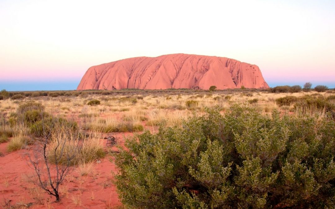 Weekend escapes to the Red Centre, Australia