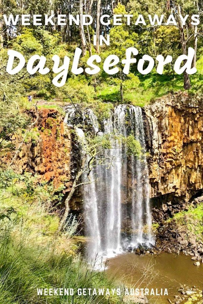 daylesford getaways