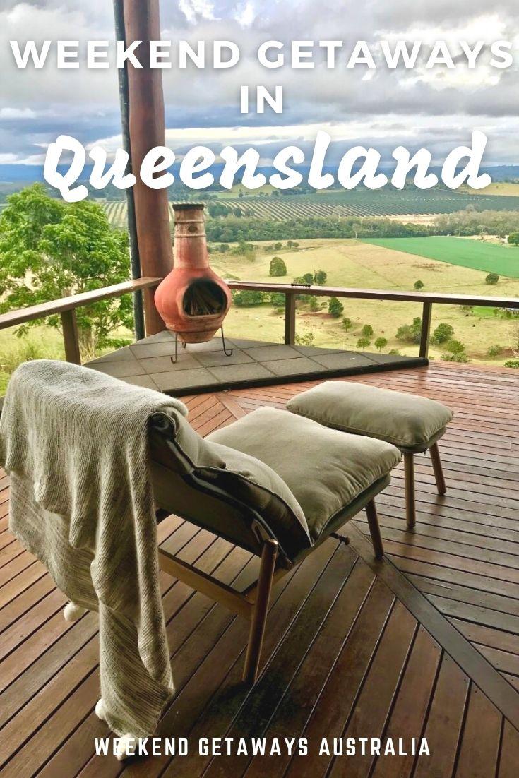 weekend getaways Qld