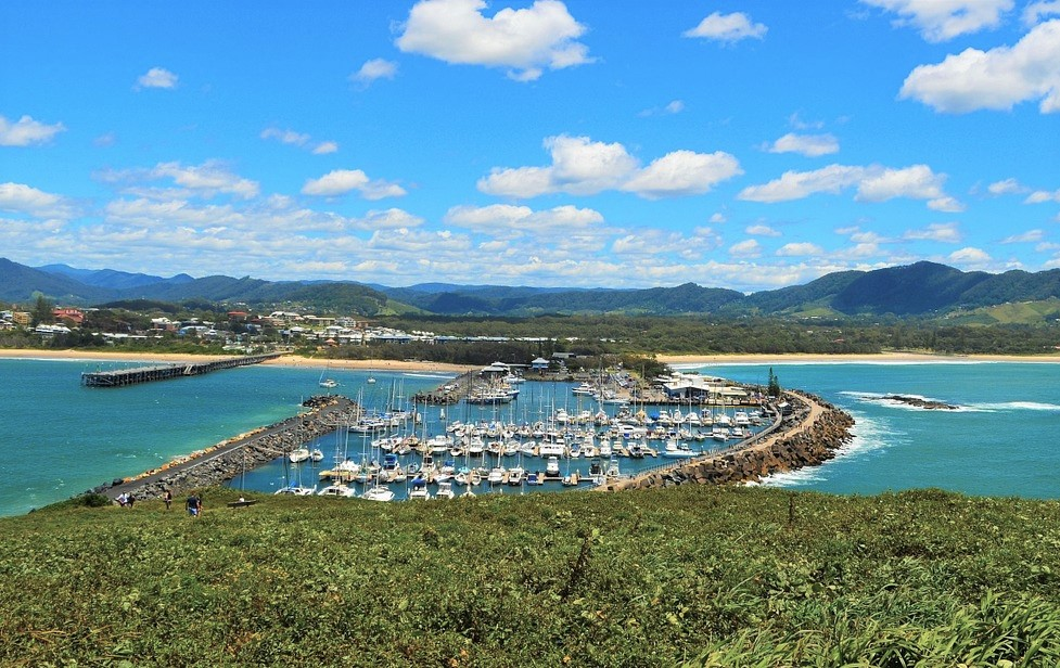 airbnb coffs harbour