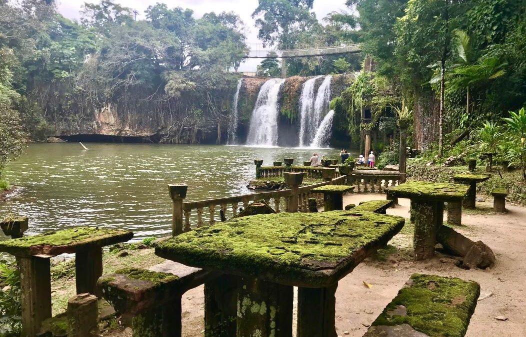 A Paronella Park review – the castle of love in the jungle