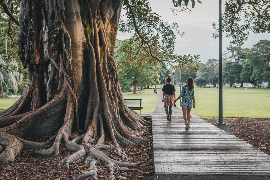 romantic getaways Sydney