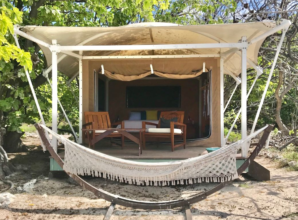 wilson island accommodation