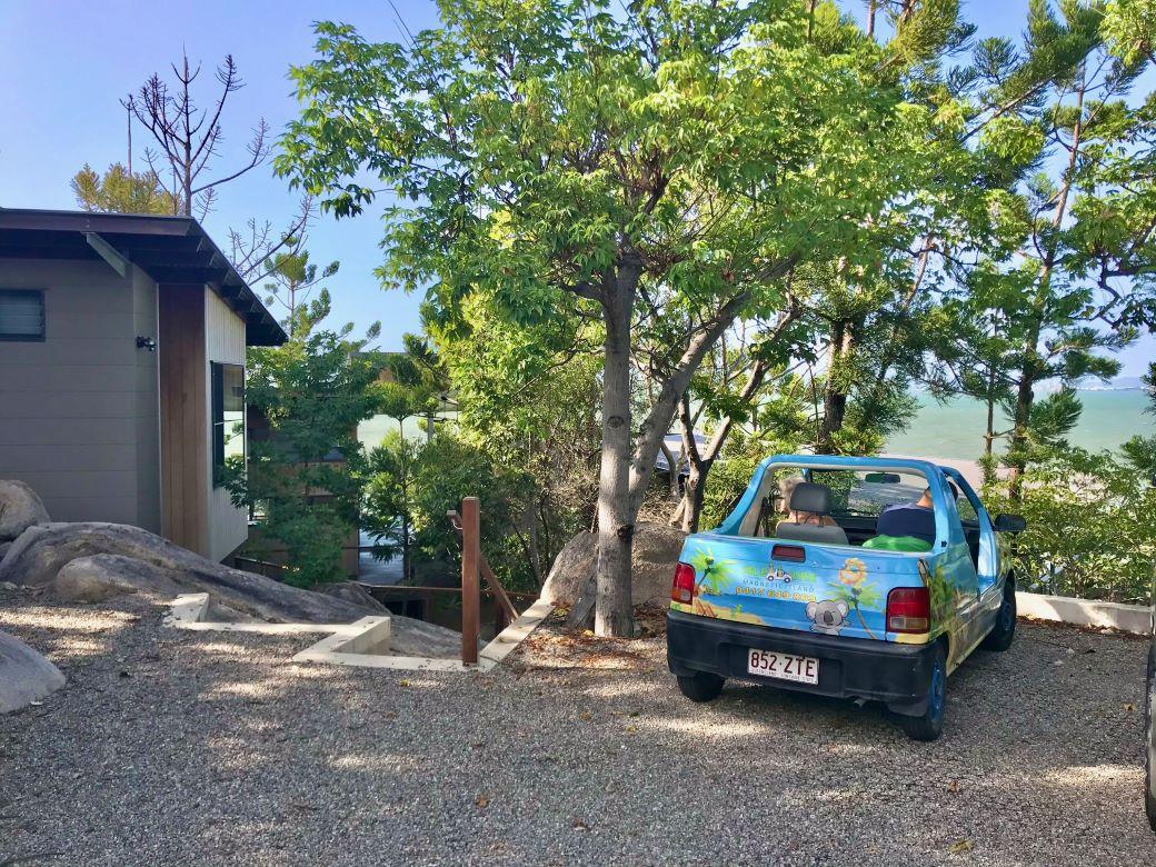car hire magnetic island